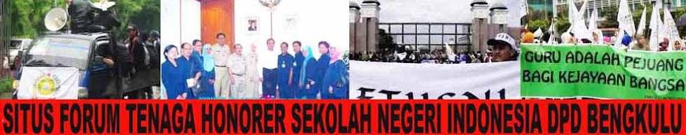 FORUM TENAGA HONORER SEKOLAH NEGERI INDONESIA