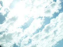 Detras de las nubes..