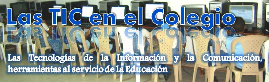 Las TIC en el colegio