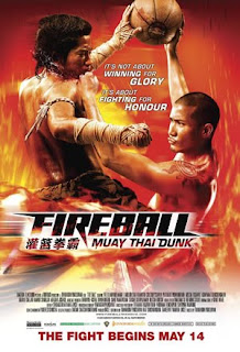 Fireball Muay Thai Dunk (2009) Bluray