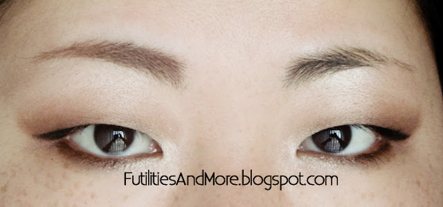 Eyebrows Mascara, Eyebrows Treat and Tame ELF, Droles de sourcils bourgeois, futilities and more, futilitiesandmore, futilitiesandmore.blogspot.com