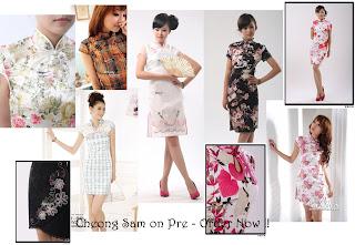 Cheong Sam ( High Quality )