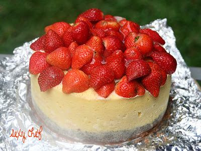 cheese cake 450 gr cream cheese philadelphia 50 gr margarine