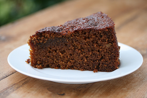 ... My Cloister: Nigel's Double Ginger Cake - Because I ignored St Andrew