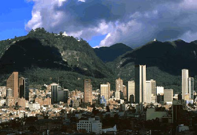 Going to Colombia?