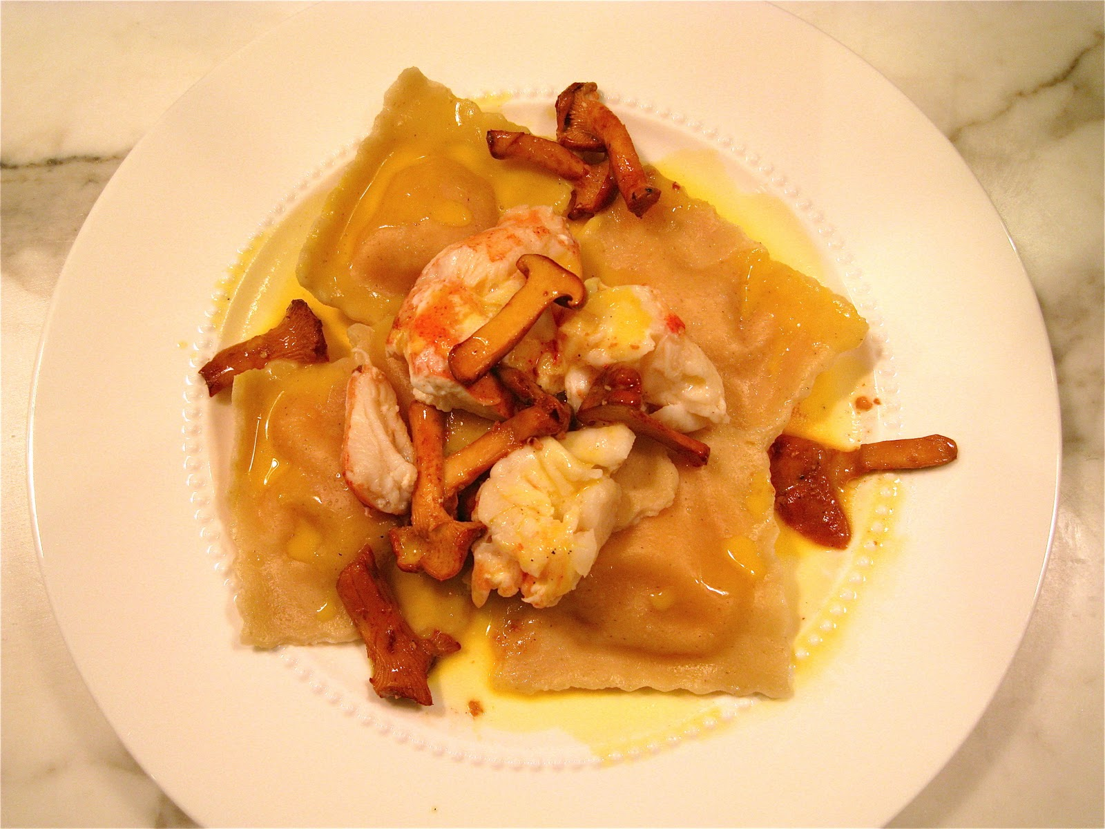 The mary buffet butternut squash ravioli with lobster and for What to serve with butternut squash ravioli