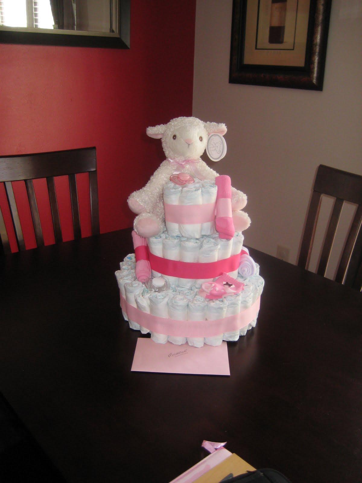 Baby Shower For Third Girl ~ The wertz family rd baby shower for our girl