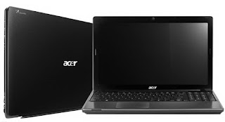 Acer AS5745 3D Notebook
