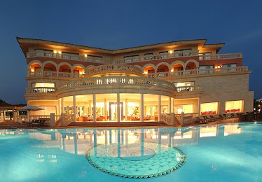 Un hotel de lujo