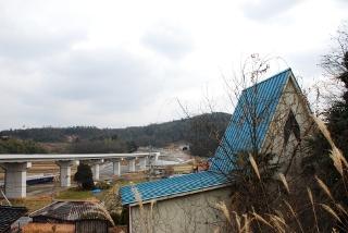 三良坂町長田の風景