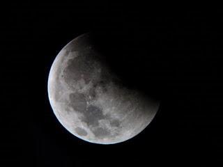 Έκλειψη Σελήνης σήμερα MER