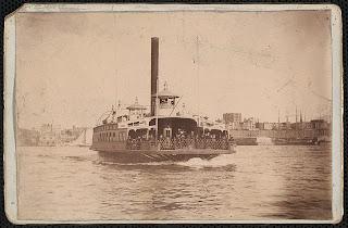 crossing brooklyn ferry literary analysis