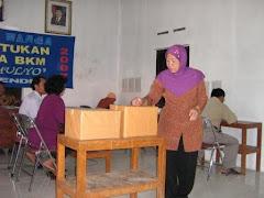Pemilu BKM 2