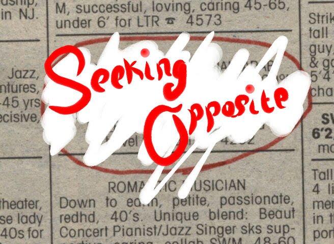 Seeking Opposite