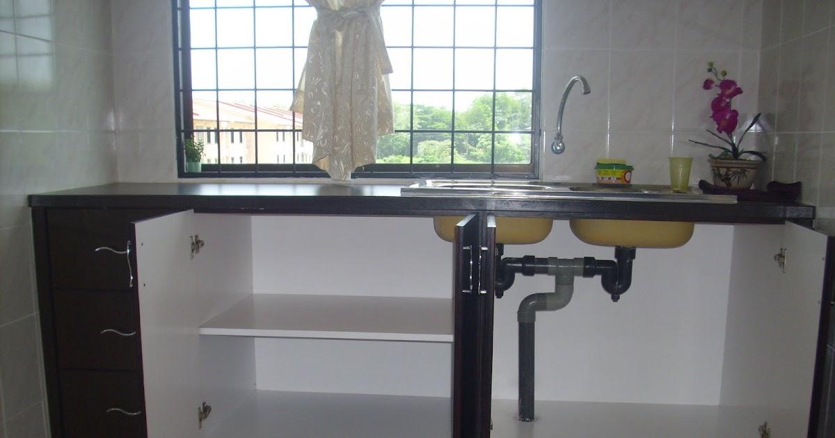 La mobilia interior design kitchen cabinet at apartment suria kota kinabalu sabah Home furniture kota kinabalu