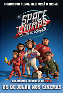 Baixar Filmes Download   Space Chimps   Micos no Espaço (Dual Audio) Grátis