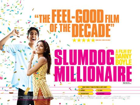 essay on slumdog millionaire film