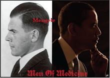 Professor Obama & Dr. Mengele