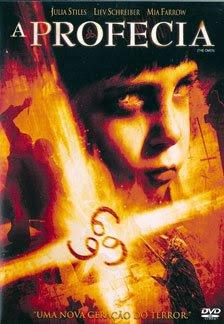 Filme Poster A Profecia DVDRip RMVB Dublado