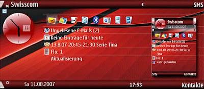 Nokia E90 Themes Free Download NokiaE90