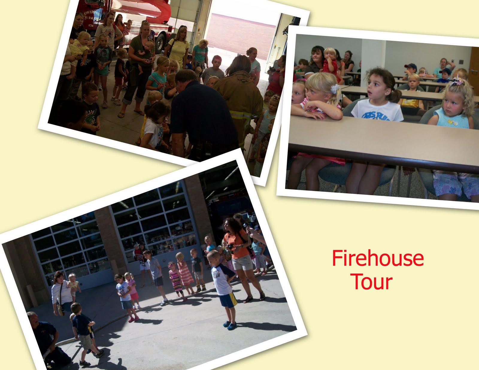Firehouse Tour