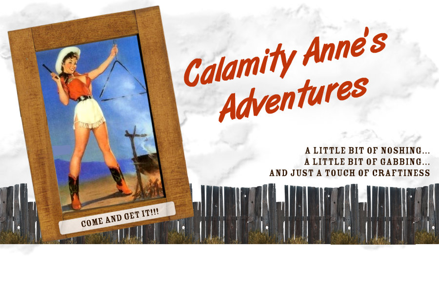 Calamity Anne&#39;s Adventures