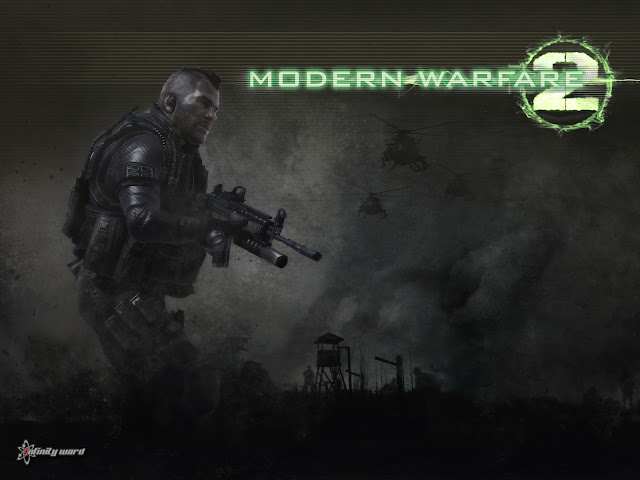 call of duty modern warfare 4 wallpaper. call of duty modern warfare 2