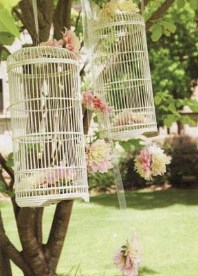 Garden Wedding Decoration Images