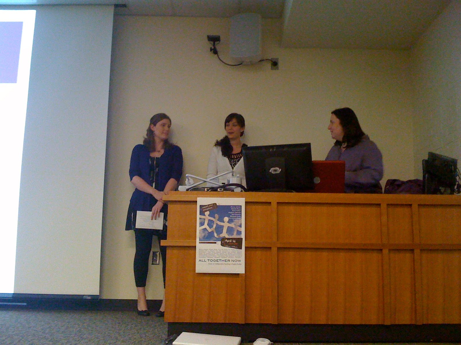 Collaborative Teaching For Esl : Gleanings collaborative teaching forum offered four