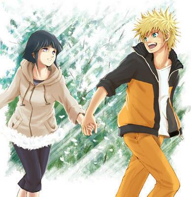 Algunas parejas de animes