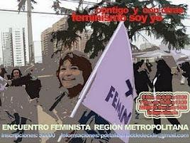 La Paila en el Encuentro Feminista Región Metropolitana