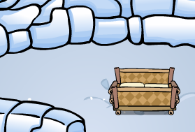 how to make an igloo out of a snow pile