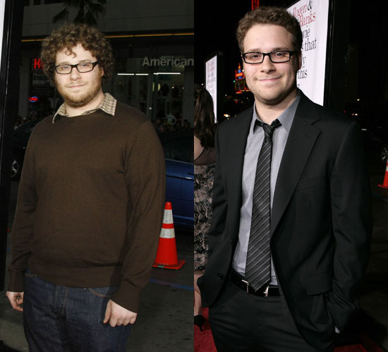 guess seth rogan afford coke lol skinny seth rogan