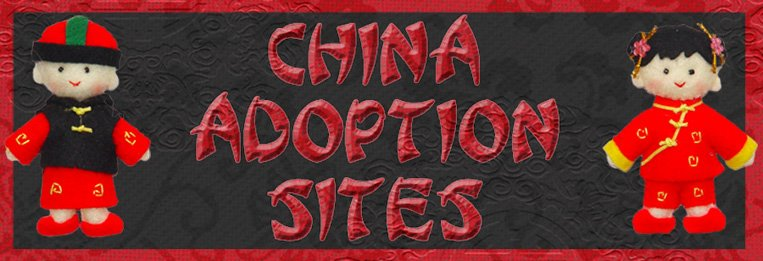 China Adoption Sites