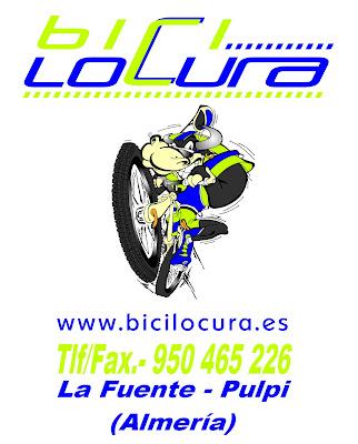 Tu tienda de bicicletas en La Fuente de Pulpi