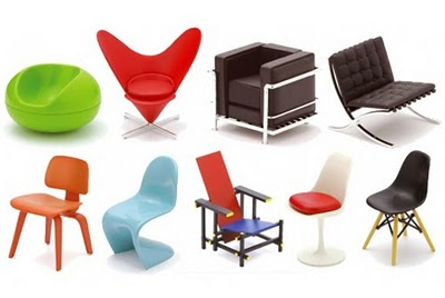 mid-century modern chairs at a deal | bt2 internet interiors