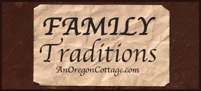 Family tradition essay assignment