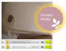 Nursery radio, una nuova piccola radio per bambini in inglese