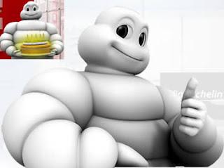 Via Michelin compie 5 anni. Auguri! Omino Michelin sempre tra noi!