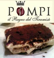 tiramisù italiano - il dolce di Pompi