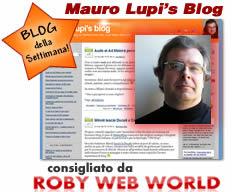 il blog di Mauro Lupi, esperto internet e marketing