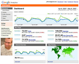 Google Analytics ridisegnato