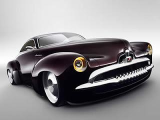 auto del futuro e concept car old style