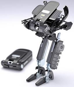 cellulare transformers. Un nuovo concept phone dalla Korea