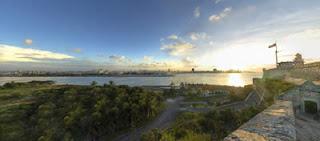 una visione in quicktime 360 di Cuba e L'Havana