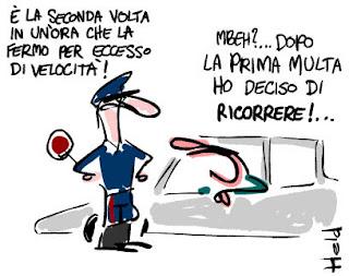 Gli autovelox in Italia per limitare gli automobilisti