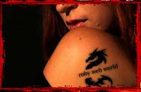sito interattivo con generatore di tatuaggi femminili. Da provare!