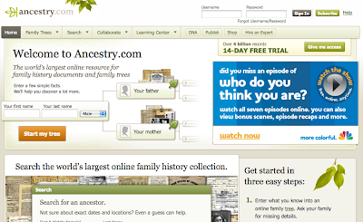 siti web per la famiglia più visti negli USA in Aprile 2010