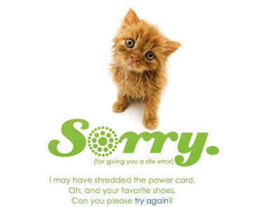 Pagine errore 404 personalizzate