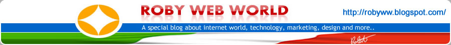 Roby Web World - Blogger Italiano